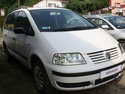 używany VW Sharan 1.9dm 116KM 2001r. 353 000km