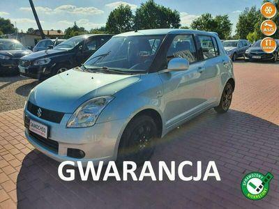 używany Suzuki Swift Gwarancja, Serwis IV (2004-2010)
