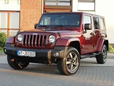 używany Jeep Wrangler 2.8dm 177KM 2010r. 219 900km