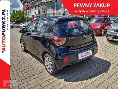 używany Hyundai i10 II ACCES polski salon, I właściciel, FV 23%
