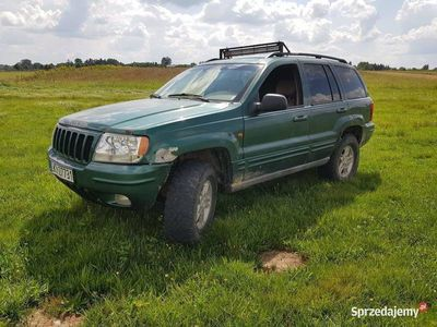 używany Jeep Grand Cherokee 4.7 lpg offroad