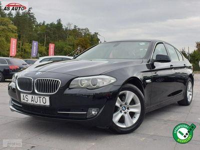 używany BMW 520 2dm 184KM 2012r. 179 000km