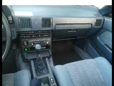 używany Toyota Supra Mk2 biała 1986