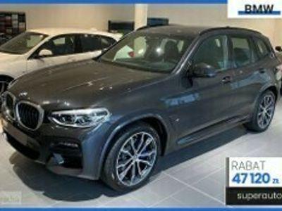 używany BMW X3 G01 M Sport xDrive30e (184KM) M Sport | Pakiet ConnectedDrive Plus
