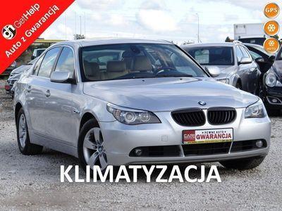 używany BMW 501 520 2dm 150KM 2006r.183km