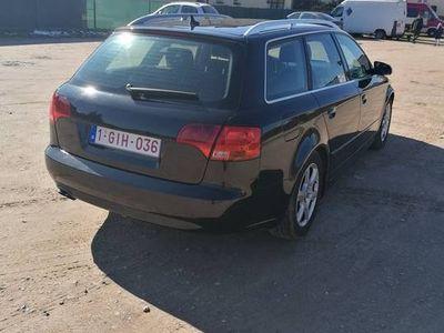 używany Audi A4 B7 2.0 TDI 170KM