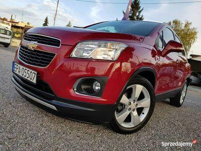 używany Chevrolet Trax 1.7 CDTI 130KM Śliczny Zarejestrowany 100% Przebieg 116 Tyś Bezwypadek