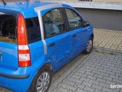 używany Fiat Panda po stłuczce 2003