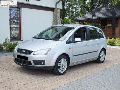 używany Ford C-MAX 1.6dm3 109KM 2005r. 137 000km ABS ręczna klima.