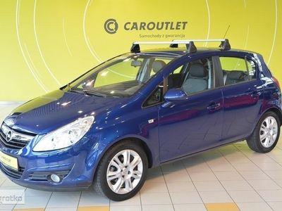 używany Opel Corsa D Pełna historia serwisowa, 12 m-cy gwarancji
