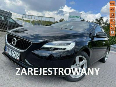 używany Volvo V40 2.0 T2 122KM Skóra Harman LED Navi Jak Nowe Niski Przebieg Polska! II (2012-)