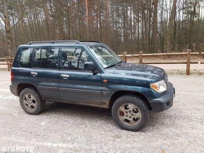 used Mitsubishi Pajero Pinin