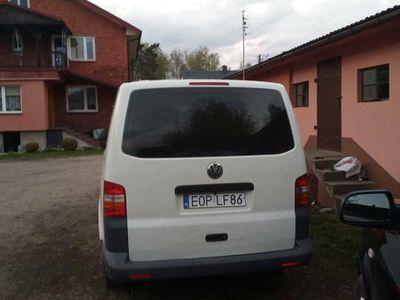 używany VW Transporter t5 1.9 9osobowy