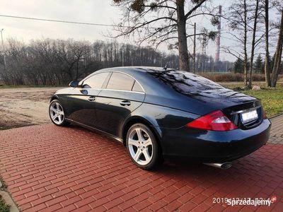 używany Mercedes 219