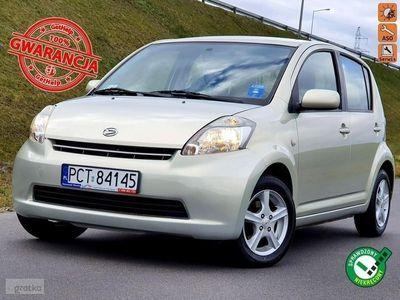używany Daihatsu Sirion 1.3dm 87KM 2007r. 138 330km