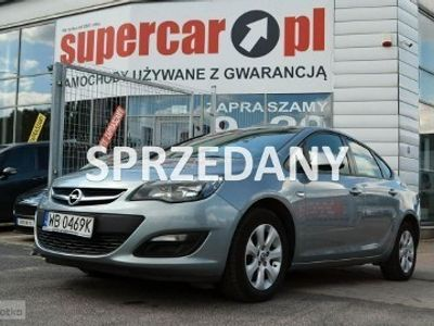 używany Opel Astra 1.7 CDTI, 110 KM, Business, LED, Navi, Salon PL