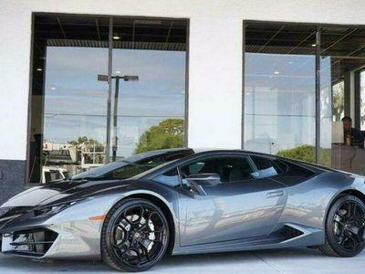 używany Lamborghini Huracán Huracan2019 GRAY 10 CYLINDER BENZ. 640KM 36770KM
