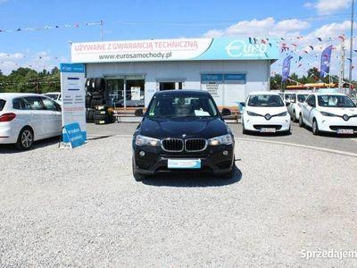 używany BMW X3 F-Vat,Gwarancja,Sal PL,Automat,Xenon