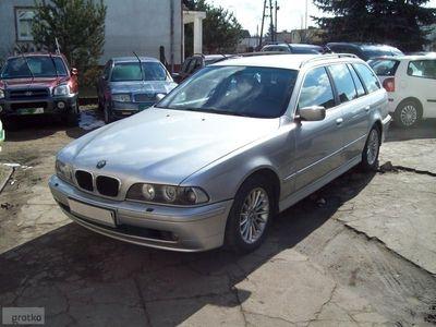 używany BMW 530 SERIA 5 IV (E39) d skóra klimatronic 2x alu zima + lato ZAMIANA!