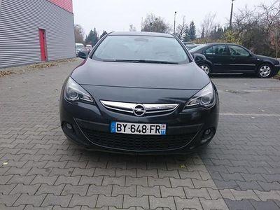 używany Opel Astra GTC 2.0 CDTI sport