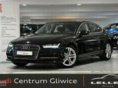 używany Audi A7 III 2.0TFSI Quattro 252KM, Gwarancja 2022r, Krajowy, LED, Krajowy