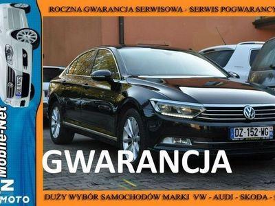 używany VW Passat 2dm 150KM 2016r. 161 000km