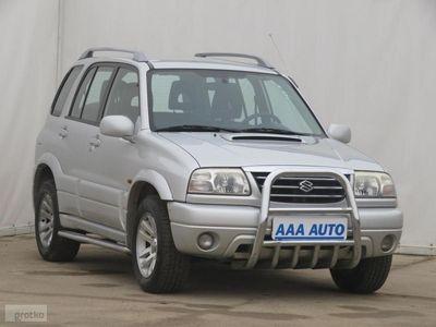 używany Suzuki Grand Vitara I 4X4, Klimatronic,ALU