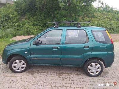 używany Suzuki Ignis MH Fresh Mint 2007 1.3 instalacja LPG 94 KM