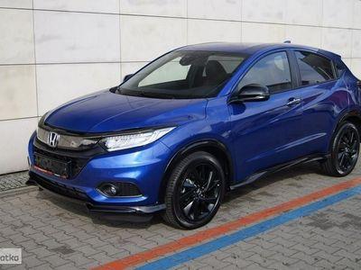 używany Honda HR-V HR-V II1.5 Turbo 182KM manual Sport! 2019r. Od ręki! Opony gratis!, Warszawa