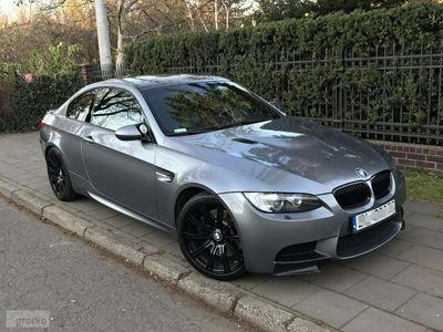 używany BMW M3 4dm 420KM 2008r. 158 000km