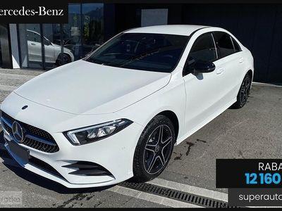 używany Mercedes 200 Klasa A W177 2.0(150KM) | AMG | Wyświetlacz IC + Advantage + Night