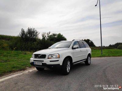 używany Volvo XC90 D5 AWD Summum, 2009, SalonPL, Navi, kam