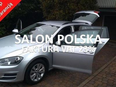 używany VW Golf VII Salon PL ASO Serwis 31.6 Netto Comfortline 110 KM Stan idealny