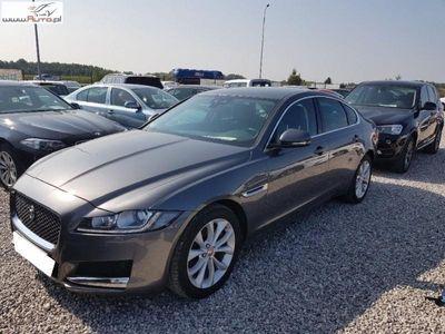 używany Jaguar XF XF 2dm3 250KM 2017r. 20 159km2.0 T Prestige, Benzyna, 2017r., FV 23%, Gwarancja!!