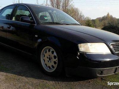 używany Audi A6 2.4 V6 2000 rok półlift - NA CZESCI