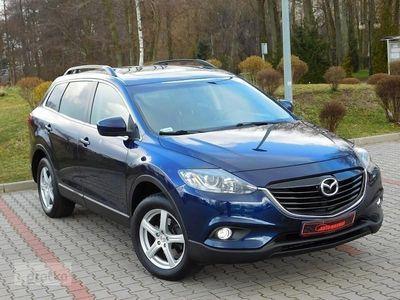 używany Mazda CX-9 Zarejestrowany - instalacja gazowa - 4x4 - 7 foteli