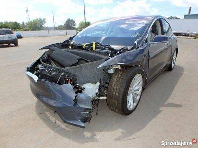 używany Tesla Model X 75D 329KM