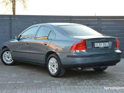 używany Volvo S60 2.4dm 140KM 2003r. 283 558km