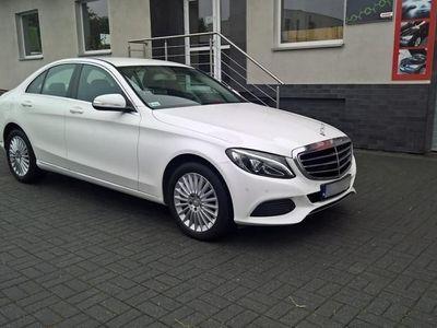 brugt Mercedes 180 Klasa C W205LED, NAVI, skóra, automat, KRAJOWY, serwisowany