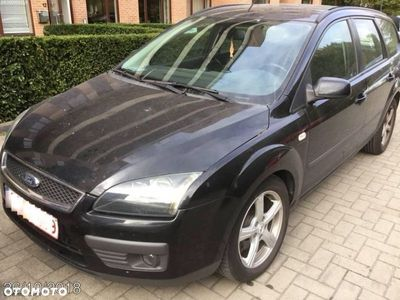used Ford Focus Mk2