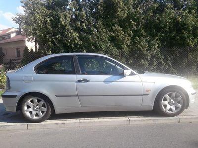 używany BMW 320 td compact