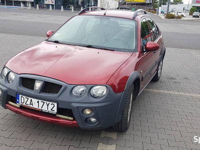 używany Rover Streetwise 1.6, 110 Km 2005 r. LPG!