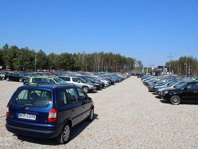 używany Opel Zafira B GAZ 140KM Bi-Xenon Pół Skóry Lift Pdc 1właściciel Cosmo Niemcy