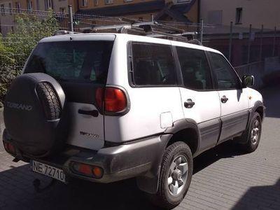 używany Nissan Terrano II 3,0 aut 2003 7os.przeb 55tys