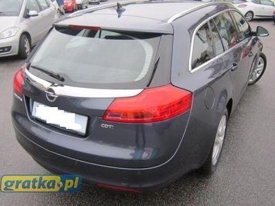 używany Opel Insignia 2.0 CDTI SPORT, NAWI, CHROM, BEZWYPADKOWA, ALU, KA