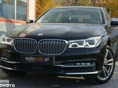 używany BMW 740 SERIA 7 740 d X Drive*Komforty*Alcantara*Lasery*Skóra Nappa*Klucz LCD*Fva