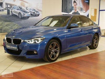 używany BMW 320 SERIA 3 320 d xDrive M Sport sport-aut Salon PL 1wł. Gwarancja