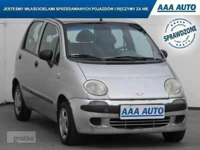 gebraucht Chevrolet Matiz  Salon Polska, Alarm