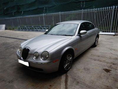 używany Jaguar S-Type 2.7dm 2006r. 115 489km