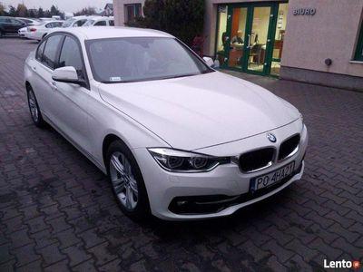 używany BMW 318 2dm 150KM 2018r. 31 591km
